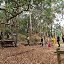 Adventurous retreat to Woodside