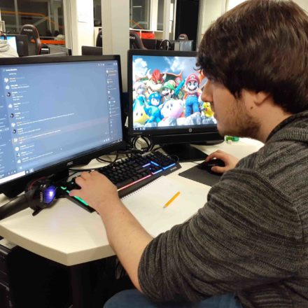 NASC student wins first prize in NOADE's Super Smash Bros. Ultimate Tournament