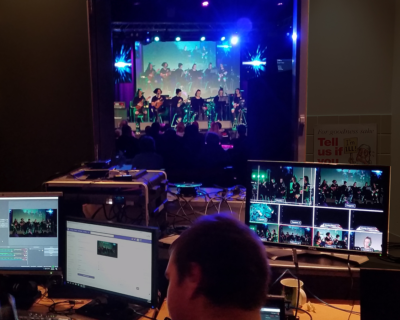 Broadcast and Live Production