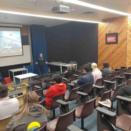 Flinders Uni Rep at NASC