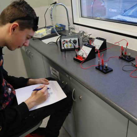 NASC offers a science taster to Stage I students