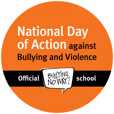 #takeactiontogether Against Bullying and Violence at NASC.