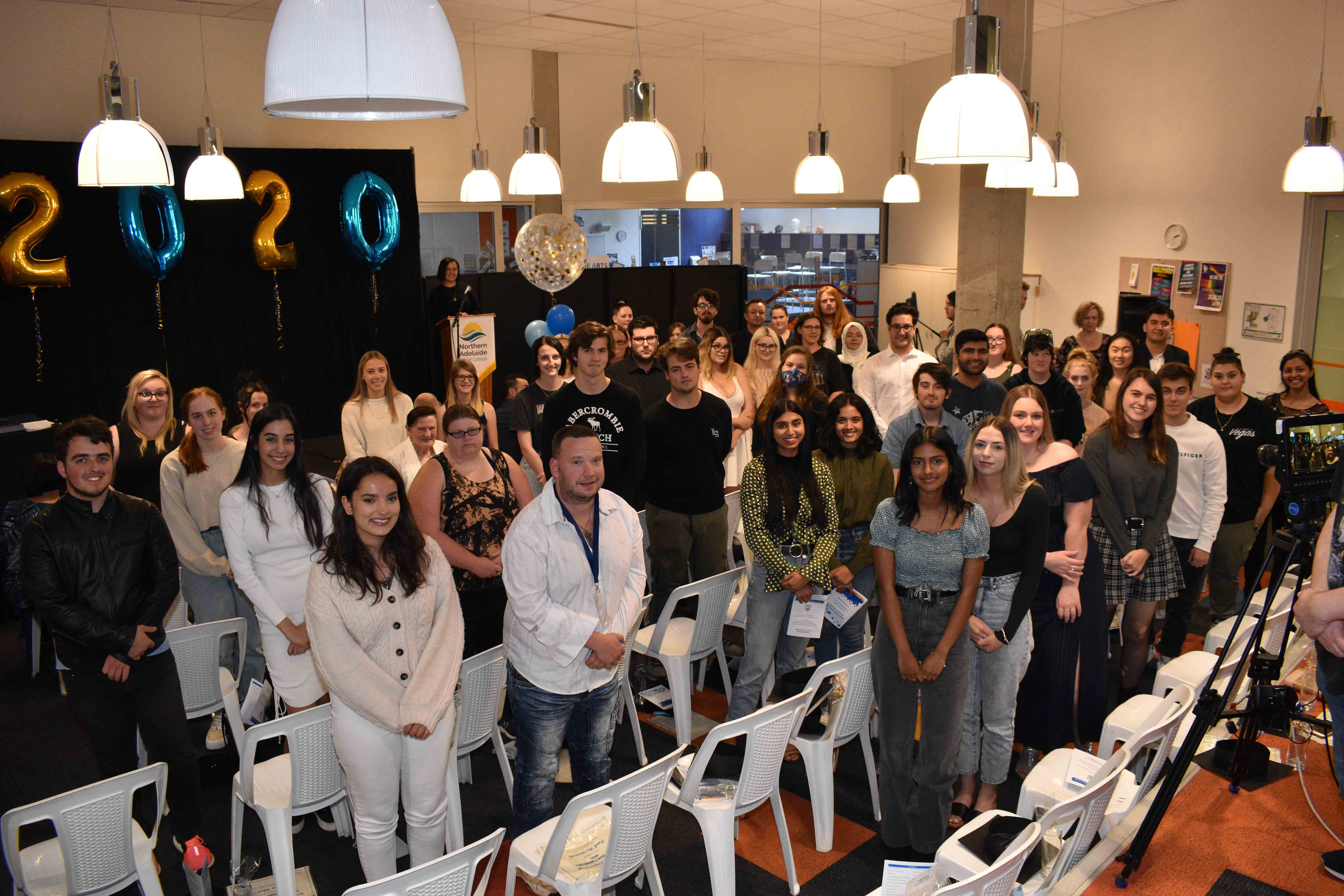 NASC Presentation Day celebrates class of 2020 achievements